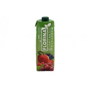 1 л. Натурален сок Горски плод 20% Florina