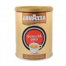 250 гр. Кафе Lavazza Qualita Oro мляно метална кутия