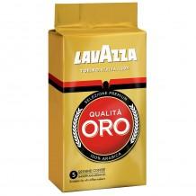250 гр. Кафе Lavazza Qualita Oro мляно