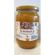 900 гр. Натурален пчелен Билков мед ЗП Макавеев