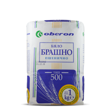 1 кг. Бяло брашно тип 500 Оберон