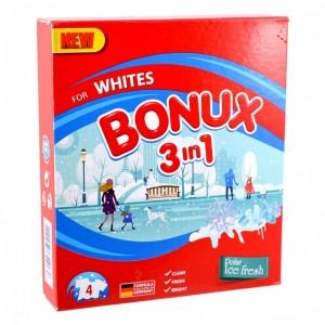 400 гр. Перилен препарат Bonux Ice Fresh за 4 пранета