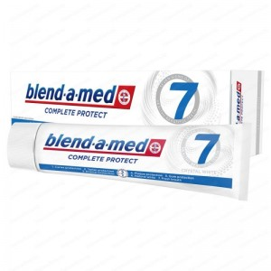 150 мл. Паста за зъби Blend-a-med Complete Protect Crystal White