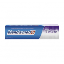 100 мл. Паста за зъби Blend-a-med 3D White