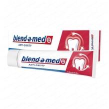 50 мл. Паста за зъби Blend-a-med Anticavity Original
